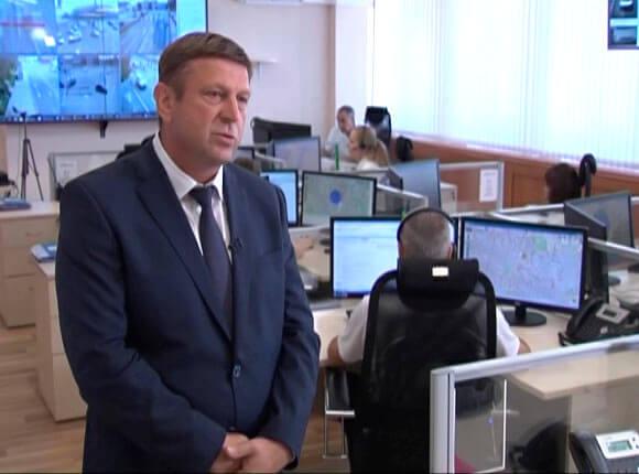 Интервью с директором учреждения «Безопасный регион» Андреем Глебовым