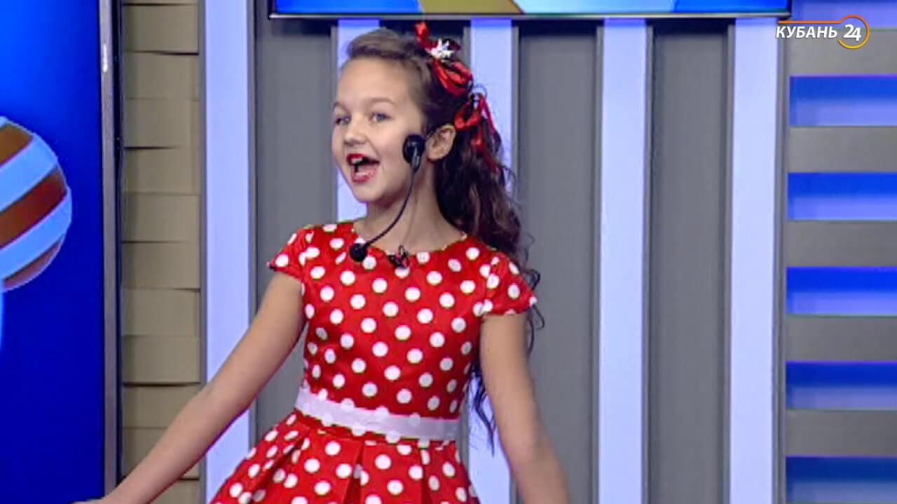 Певица Милана Сергиенко: мою заявку на конкурс рассматривали год