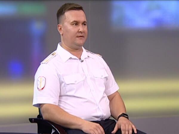 Александр Рунов: настоящий участковый прежде всего должен быть хорошим человеком