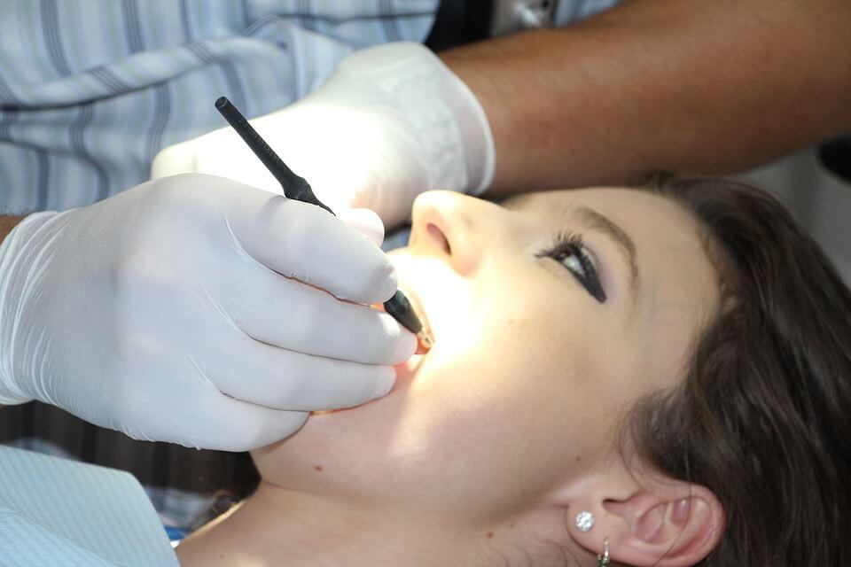 рак полости рта, симптомы рака