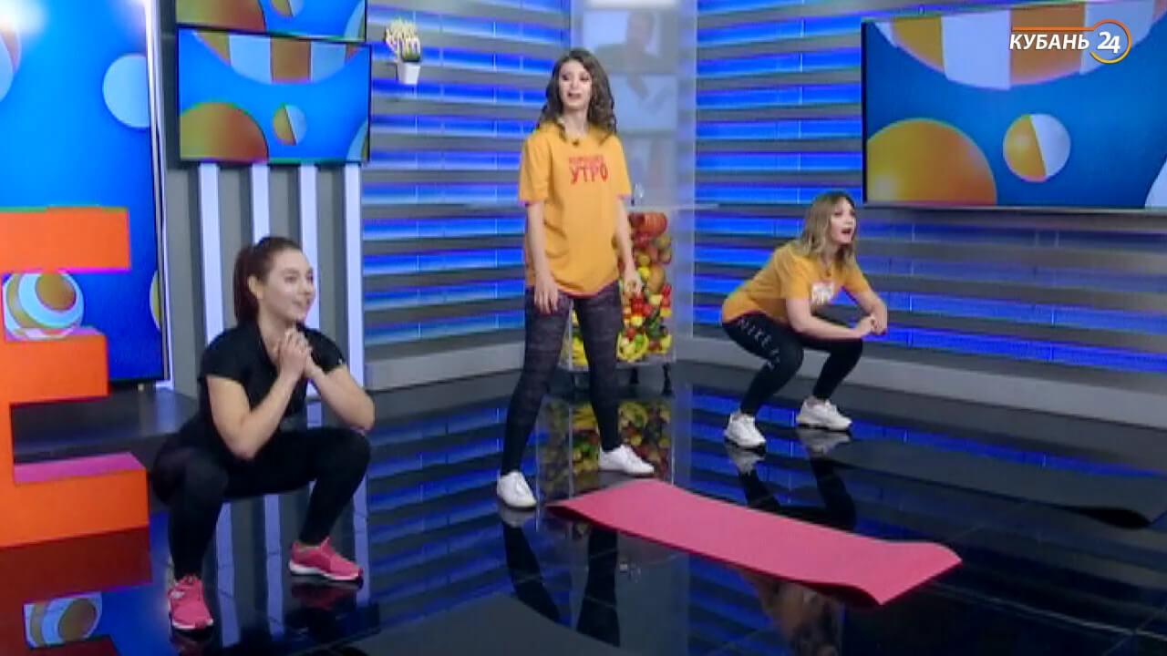 Фитнес-тренер Виктория Мараховская: дома можно сделать хорошую кардио-тренировку