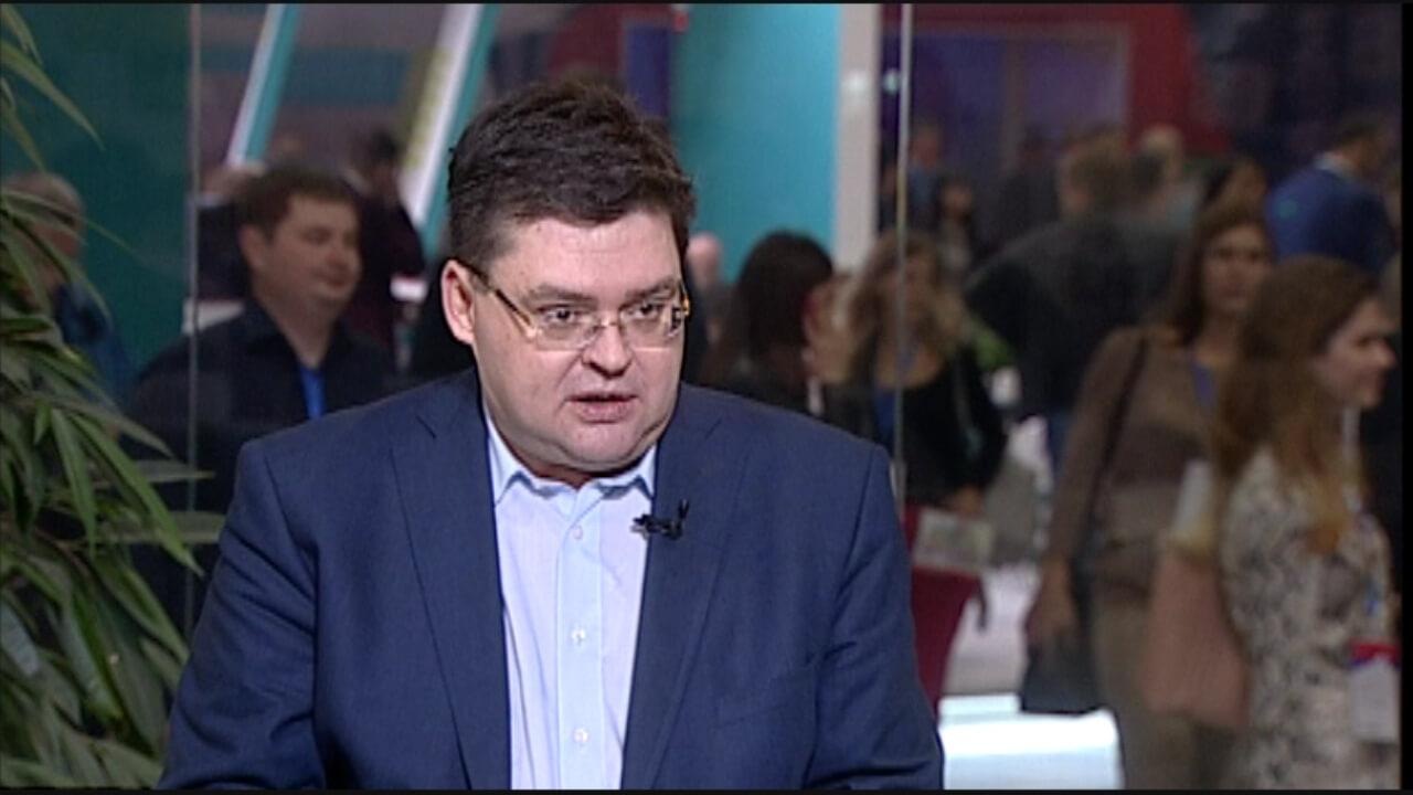 Интервью c экспертом рынка труда Михаилом Жуковым на форуме «Дело за малым»