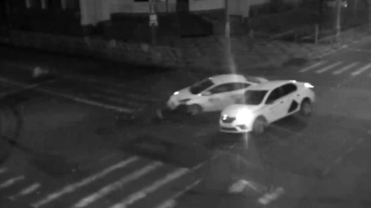Видео ДТП в Краснодаре за 06.11.19