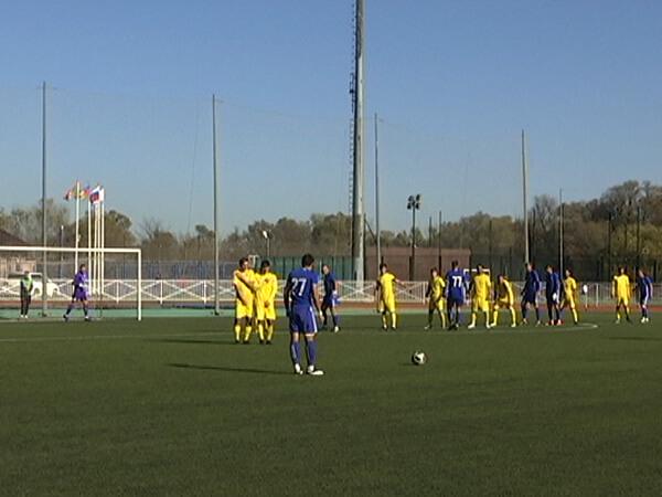 Завершился финальный этап Первой лиги чемпионата Краснодарского края по футболу