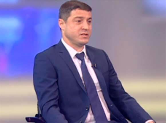 Валерий Дроботенко: сумму имущественного налога можно узнать в личном кабинете