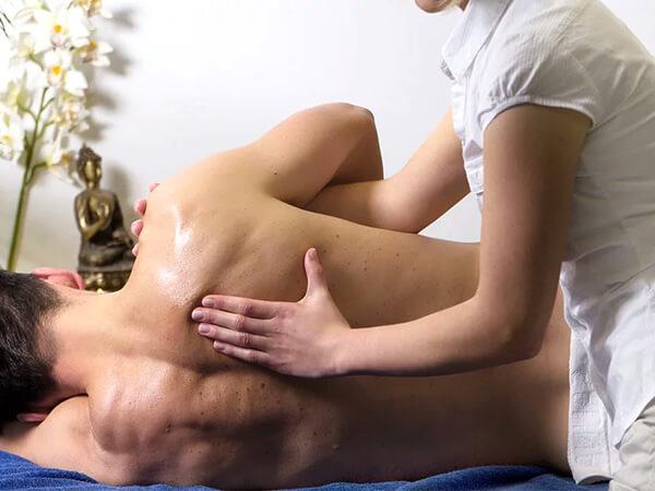 массаж, отношения