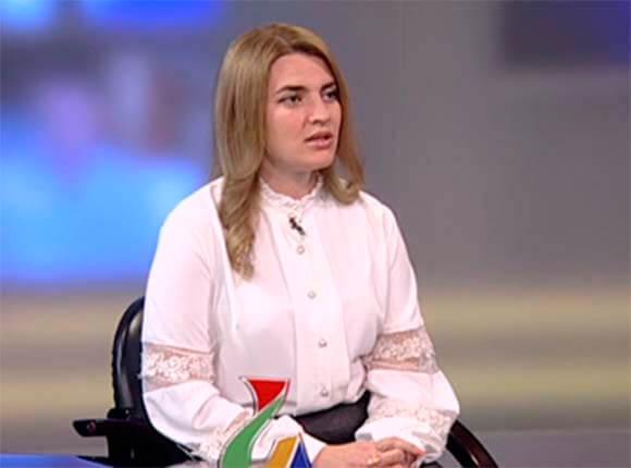 Мария Вишнякова: «Абилимпикс» дает возможность инвалидам проявить себя