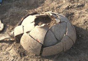 Возле Анапы археологи обнаружили античную дорогу и древнее поселение