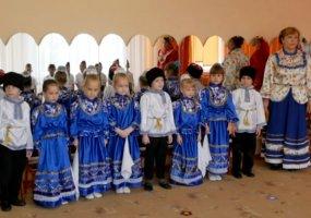 В детском саду Кореновска открылась группа казачьей направленности