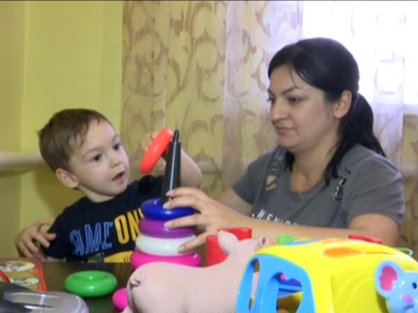Фонд «Край Добра» собирает средства на лечение мальчику с ДЦП из Белореченска
