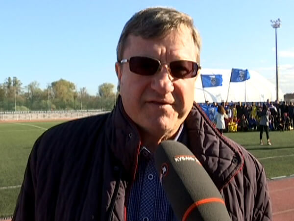 Иван Перонко: хотелось, чтобы было больше любительских футбольных клубов