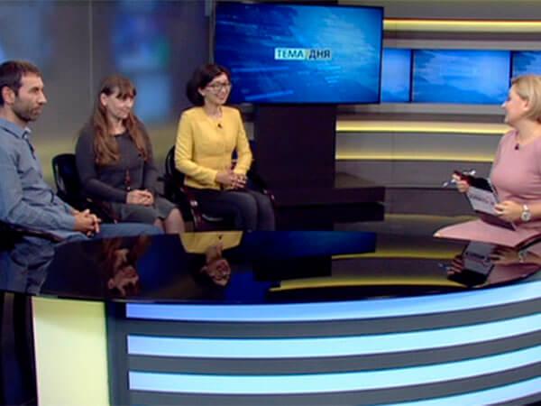 Владислав Захаров: пока снимали программу, аппаратуру чуть не съели козы