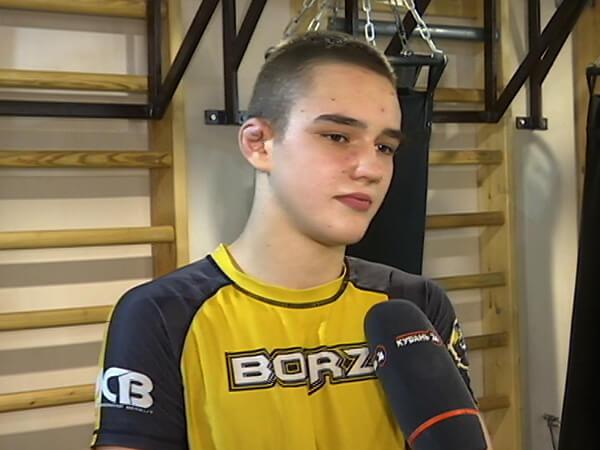 Кубанский борец Иван Лисогоров стал чемпионом мира по грепплингу