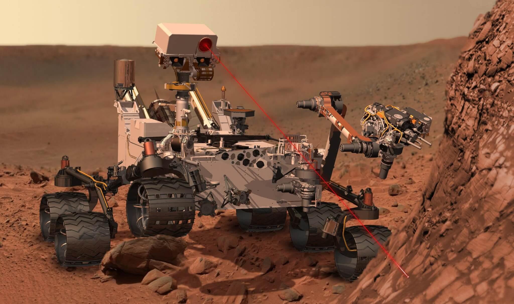 Загадка Марса: каждую весну планета обогащается кислородом, к осени он исчезает