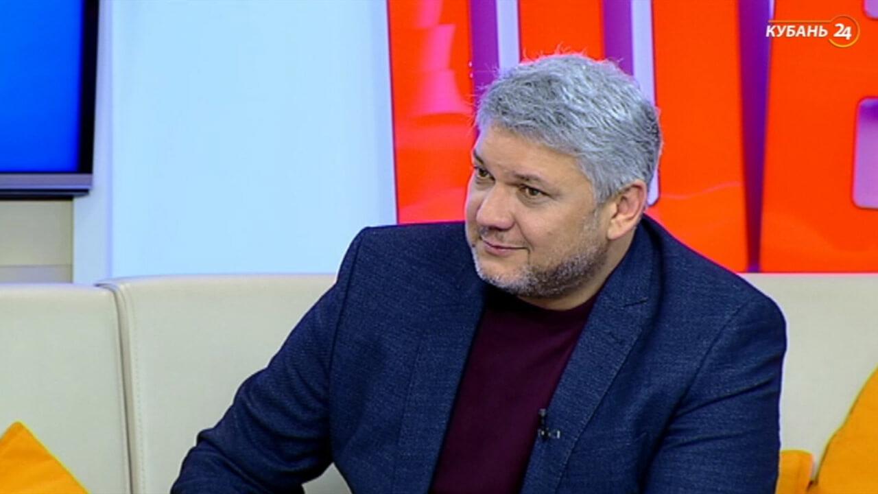 Директор «Кубань 24» Александр Палазов: все достойны быть вишенкой на торте