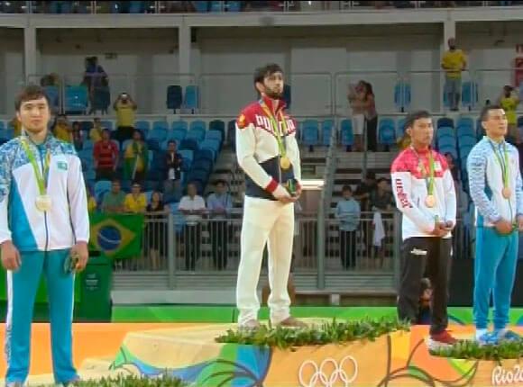 Дзюдоист Беслан Мудранов: я хочу стать двукратным олимпийским чемпионом