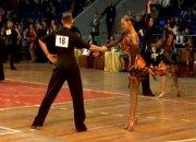 В Краснодаре завершился турнир по танцевальному спорту «Золото Кубани»
