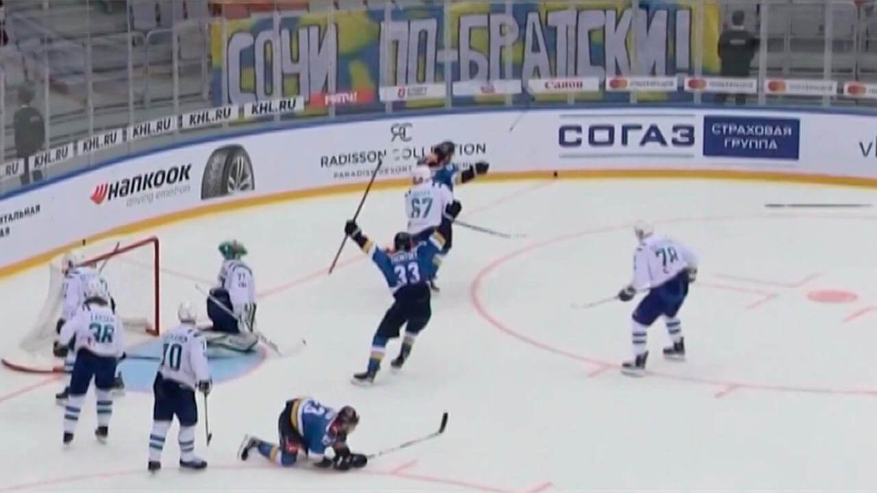 Как проходит сезон КХЛ у «Сочи»