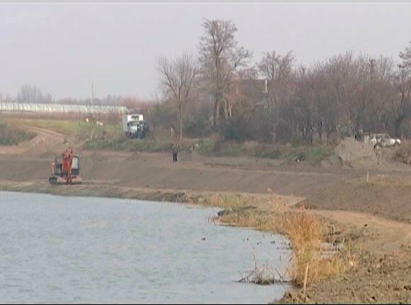 Краснодарское водохранилище: почему берег обмелел?