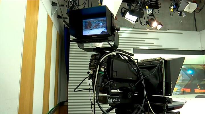 Японские производители установили в студиях «Кубань 24» новые камеры