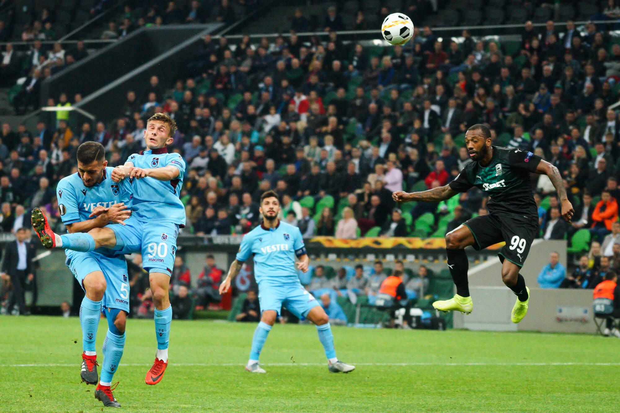 Как играет ФК «Краснодар» в Лиге Европы
