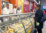Сеть «Магнит» представила первый магазин обновленного формата в Краснодаре