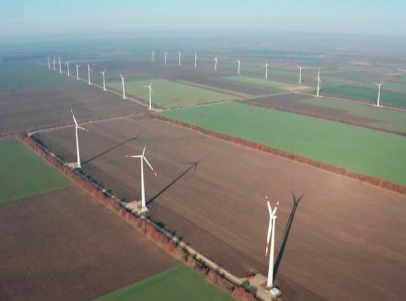 В Адыгее на ветряной электростанции приступили к пусконаладочным работам