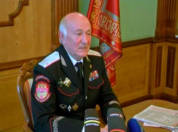 Николай Долуда рассказал о планах Всероссийского казачьего общества