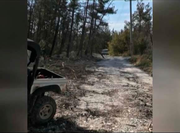 Жители Геленджика за свой счет обновили дорогу, но власти требуют ее снести