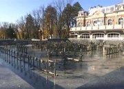 Как в Краснодаре консервируют фонтаны на зиму
