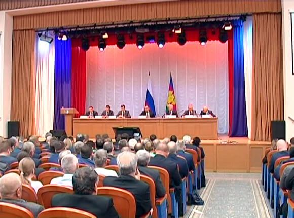 На Кубани прошел съезд ассоциации КФХ в честь 30-летия фермерского движения