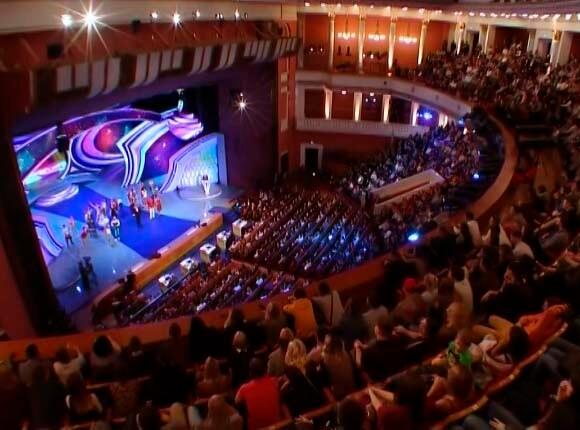 На Кубани отметили Международный день КВН