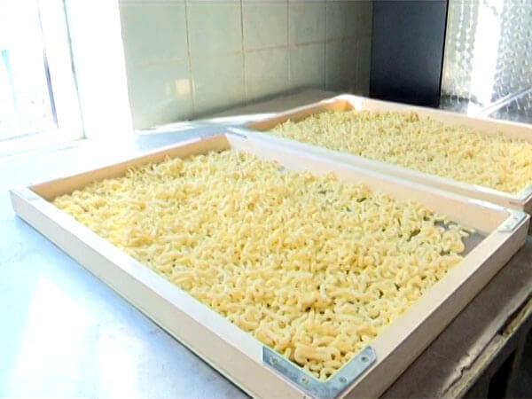 На Кубани в СИЗО установили линии по производству макарон