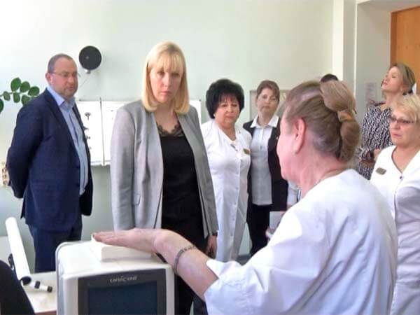 На Кубани в этом году 36 поликлиник оснастят новым оборудованием