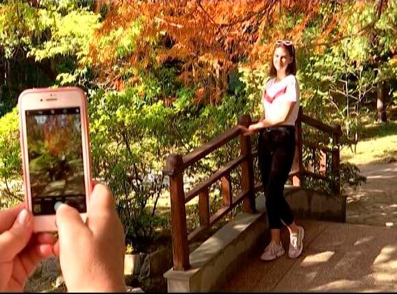 Жители и гости Сочи открыли сезон фотоохоты