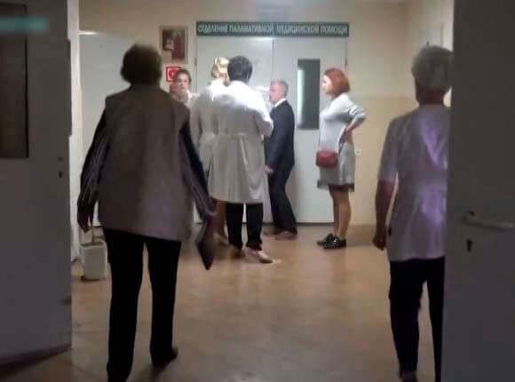 Герои скандального ролика открестились от обвинений в адрес сочинской больницы