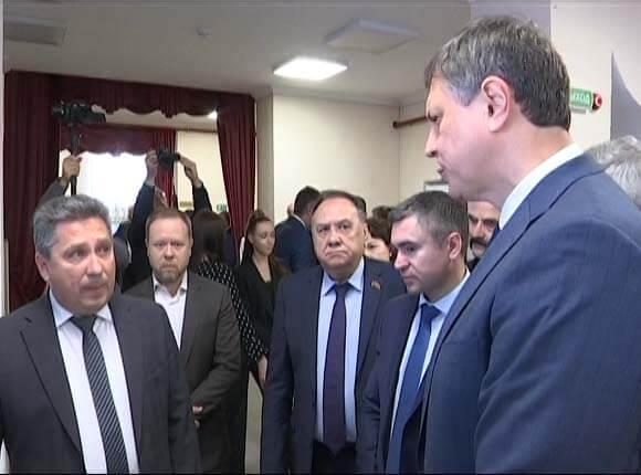 В Белореченске обсудили потенциал Предгорной экономической зоны