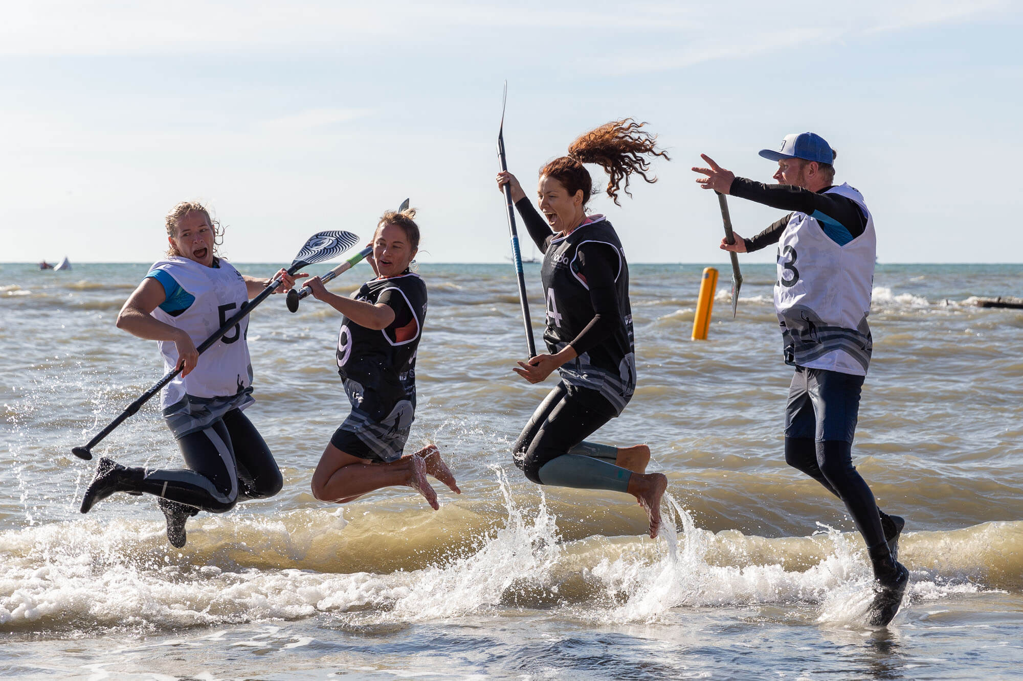 Кубок Черного моря по SUP-серфингу в Сочи