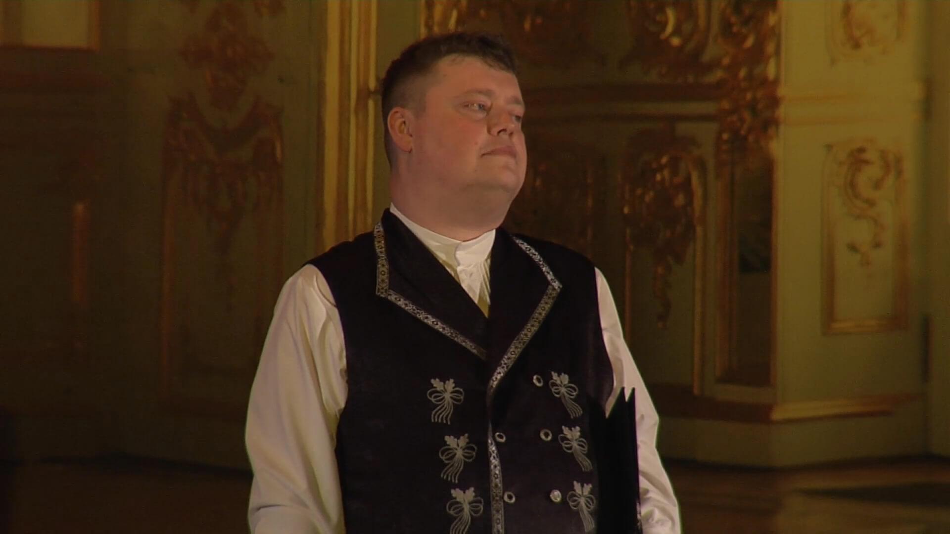 Актер Михаил Павлик: по настроению зала я понимаю, легко будет или нет