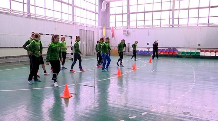 Чем занимаются гандболистки «Кубани» во время перерыва на игры сборной