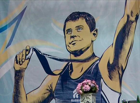 Как легендарный олимпийский чемпион Александр Москаленко отметил 50-летие