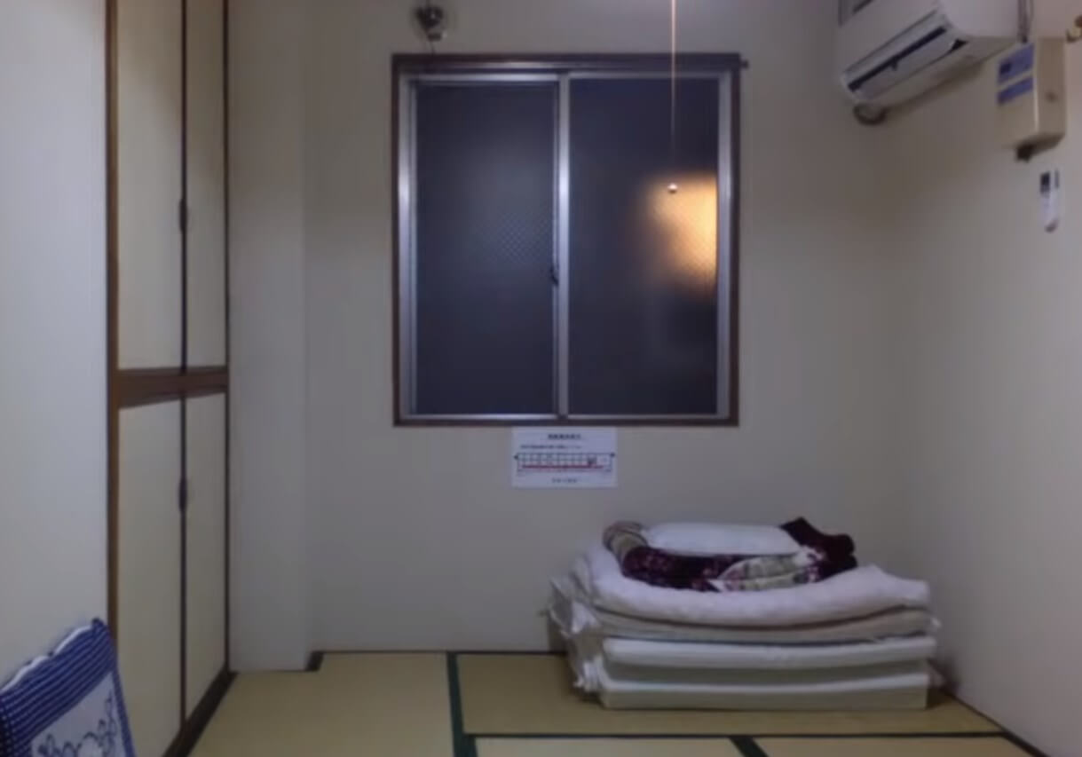 отель, япония