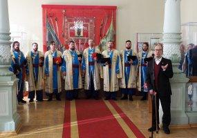 В Краснодаре открылась выставка об истории Кубанского казачьего хора