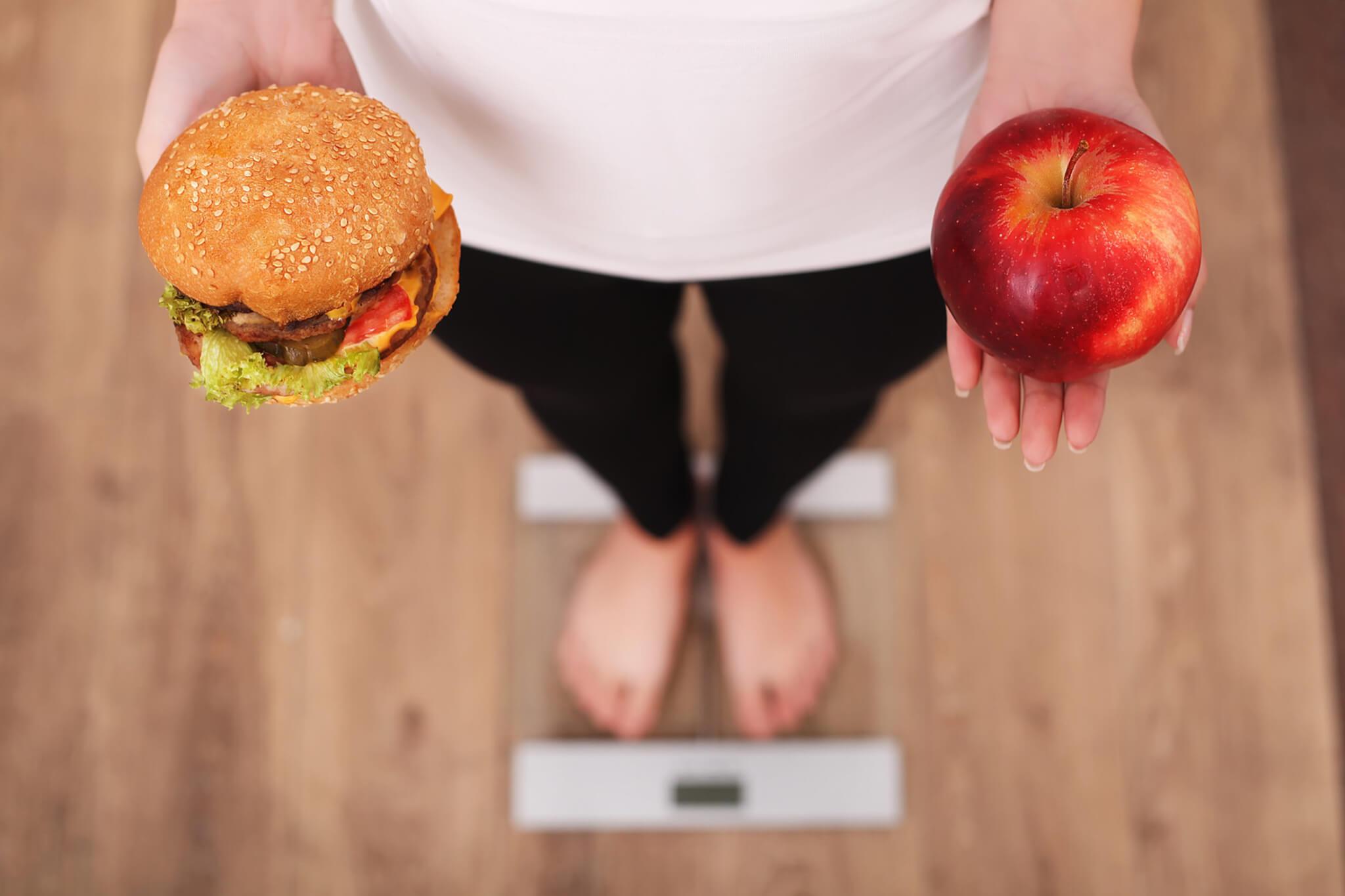 Шесть простых способов похудеть без упражнений