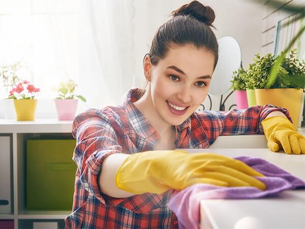 Лайфхаки для быстрой тотальной уборки в квартире