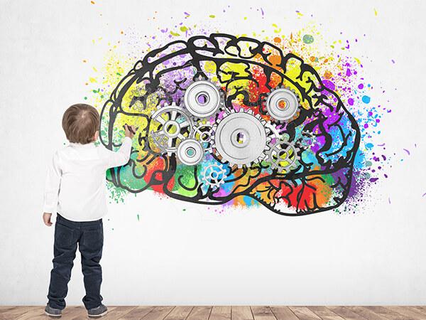 икота, мозг, новорожденный