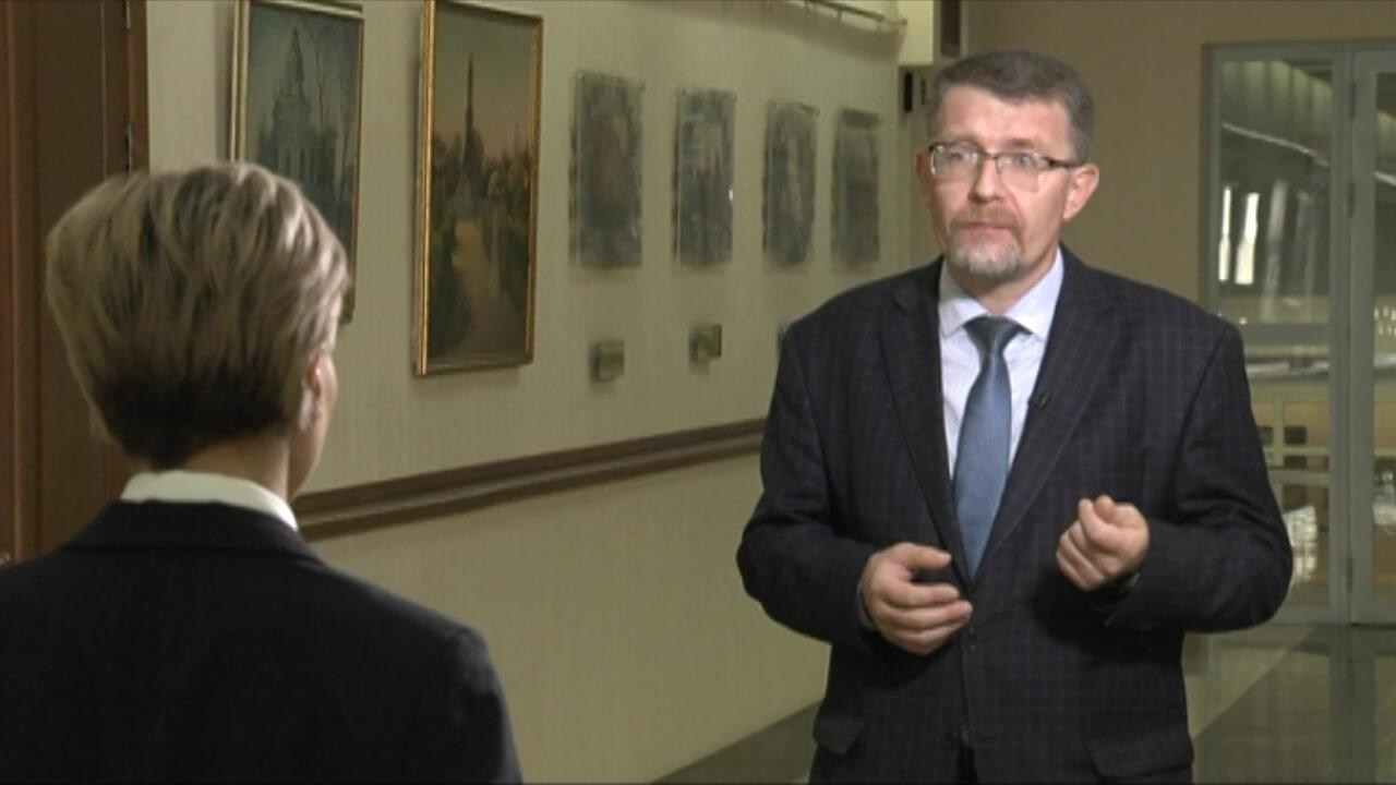 Интервью с первым проректором КубГУ Темыром Хагуровым