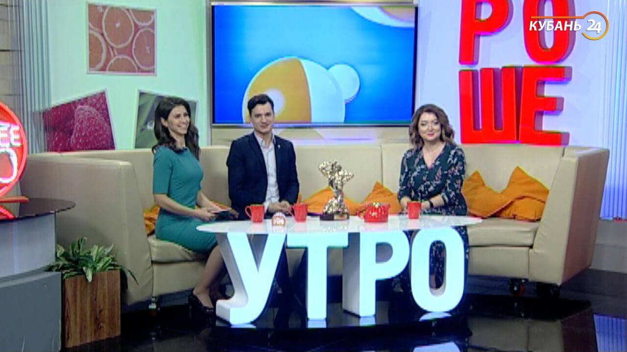 Телеведущая Татьяна Ивлева: приз «ТЭФИ-Регион» такой же тяжелый, как наша работа