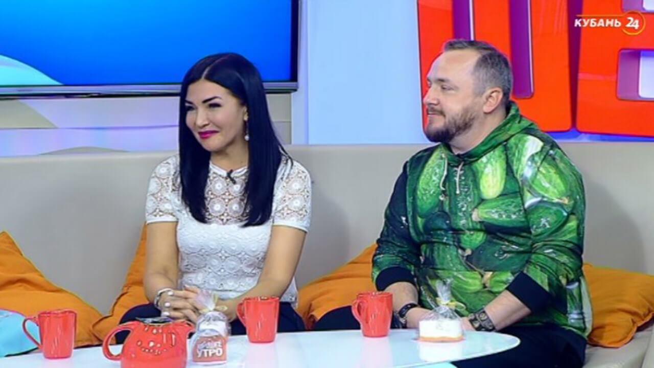 Шоумен Андрей Трегубов: я решил в прямом эфире побрить голову налысо