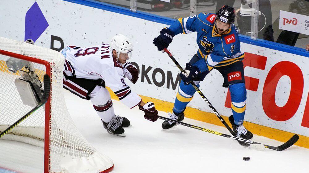 Хоккеисты «Сочи» завершили домашнюю серию игр в КХЛ